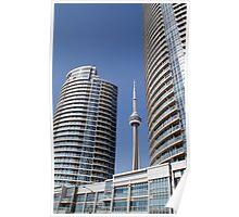 CN Tower - Toronto Ontario Poster