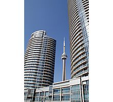 CN Tower - Toronto Ontario Photographic Print