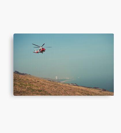 Coastal Rescue Canvas Print