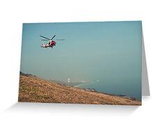Coastal Rescue Greeting Card