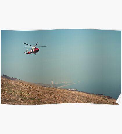 Coastal Rescue Poster