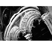 Architectural details Photographic Print