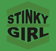Stinky Girl Kids Clothes