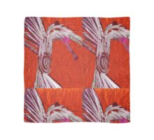 red raven Scarf