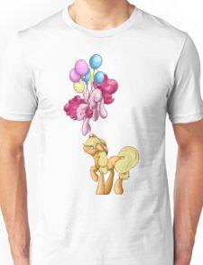 My Little Pony - Applejack and Pinkie Pie Unisex T-Shirt