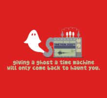 Time Traveling Ghost Kids Clothes
