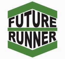 Future Runner Kids Tee