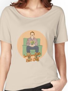 Lars and the Real Girl Women's Relaxed Fit T-Shirt