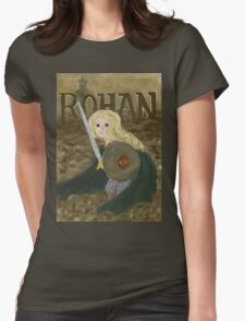 Éowyn the Brave Womens Fitted T-Shirt