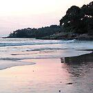 Surin Beach, Phuket, Thailand by Leah Gay