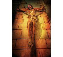 Jesus Christ Photographic Print