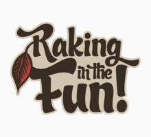 Raking in the Fun Kids Clothes