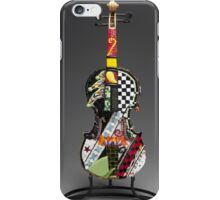 The Fool's Fiddle iPhone Case/Skin