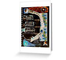 global Greeting Card