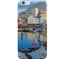 V & A Waterfront Cape Town South Africa iPhone Case/Skin