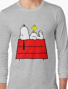 Snoopy chill out Long Sleeve T-Shirt