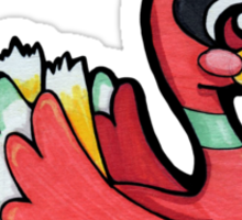 Ho-Oh Sticker