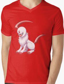 Pokemon - Shiny Absol Mens V-Neck T-Shirt