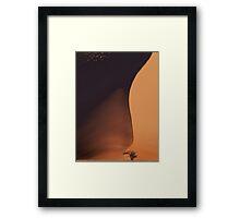 Namibia: The Dune Framed Print