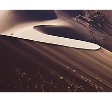 Namibia: Light and Shadow Photographic Print
