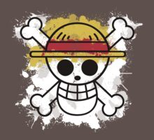 Straw Hat Pirates Baby Tee