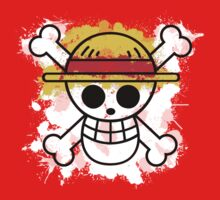 Straw Hat Pirates One Piece - Long Sleeve