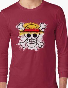 Straw Hat Pirates Long Sleeve T-Shirt