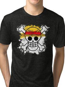 Straw Hat Pirates Tri-blend T-Shirt