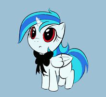 Filly Alicorn With a Black Tie T-Shirt