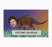 Michael Ceratops by roonilwazlib