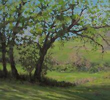 Spring Harmony by Karen Ilari