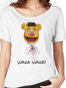 Waka Waka Women's Relaxed Fit T-Shirt