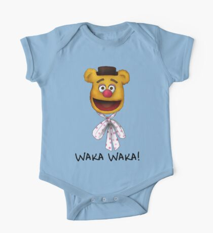 Waka Waka One Piece - Short Sleeve