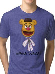 Waka Waka Tri-blend T-Shirt