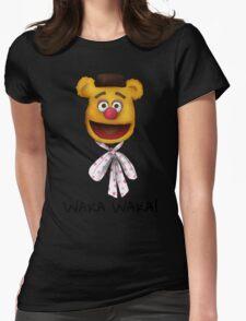 Waka Waka Womens Fitted T-Shirt