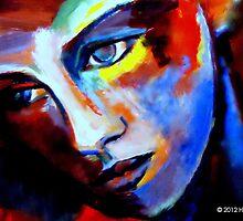 """Motionless stare"" by Helenka"