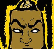 Denzel Curry Sticker