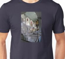 Inside Old North Church Unisex T-Shirt