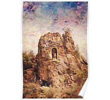 Desert Alcove Poster