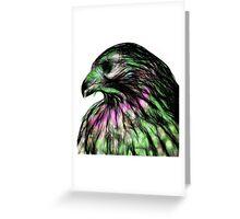Hawk, v5 Greeting Card