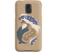 The Honey Eater - Arzuros (Aoashira) Samsung Galaxy Case/Skin