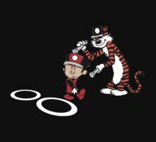 Calvin Scarlet Kids Clothes