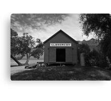 Glenorchy Hut Canvas Print