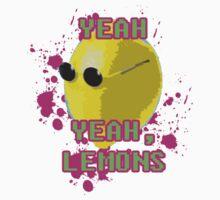 YEAH, LEMONS by Blondieloot