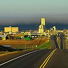 Morning in Dodge City by Thomas Eggert