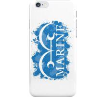 Marine iPhone Case/Skin