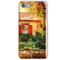 Country Cottage iPhone Case/Skin