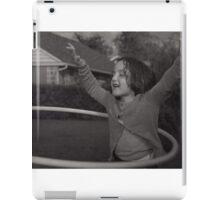 Hula Hoop iPad Case/Skin