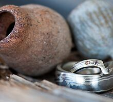 Wedding Rings by Raquel O'Neill