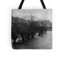 Line of trees, Glenorchy Tote Bag